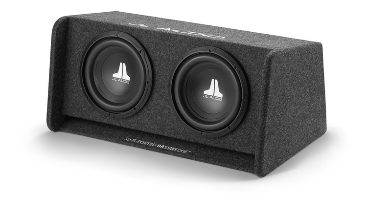JL Audio BassWedge CP210-W0V3