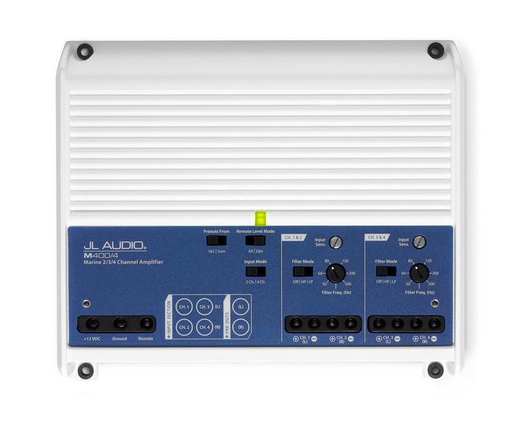 JL Audio M400/4