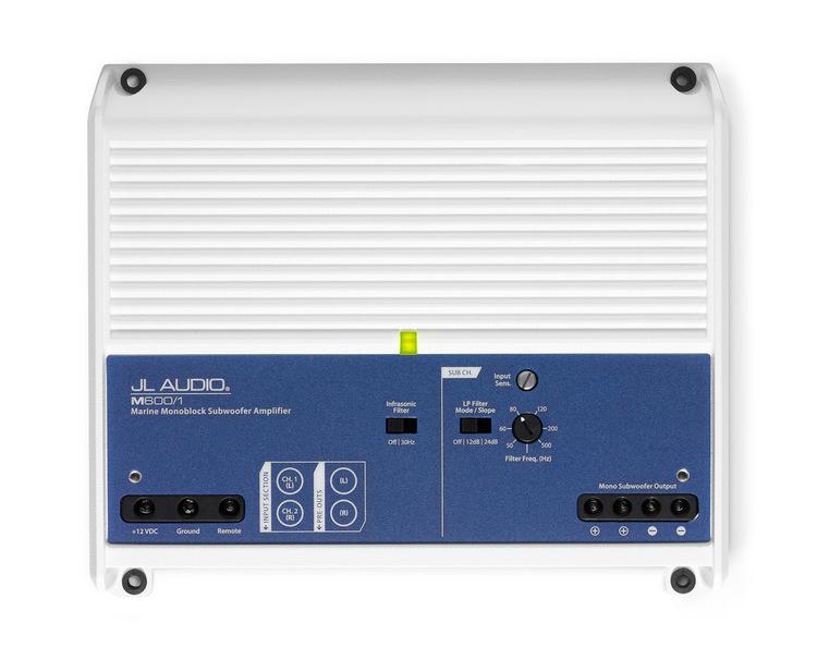 JL Audio M600/1