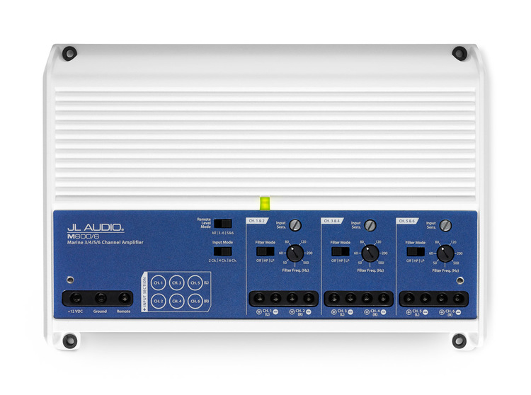 JL Audio M600/6