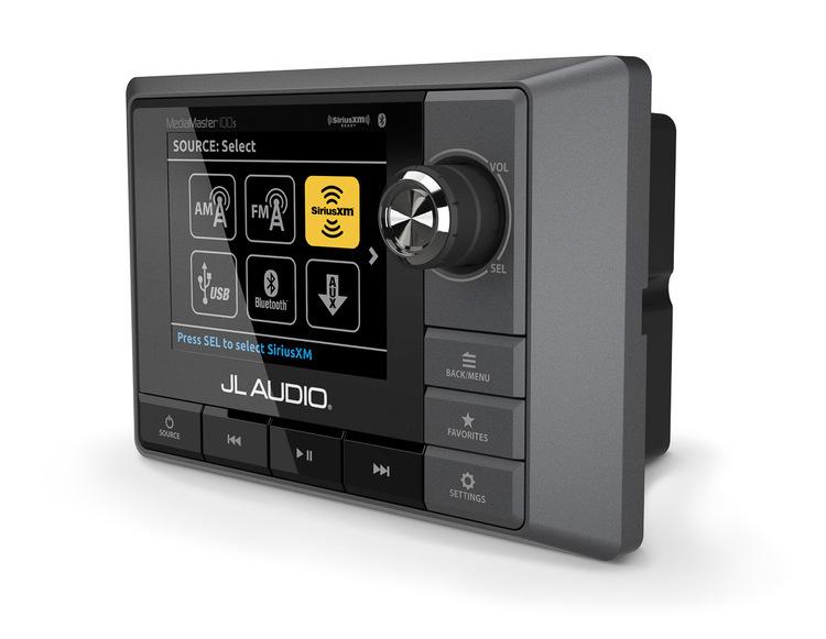 JL Audio MM100s