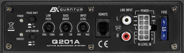 ESX Quantum Q201A