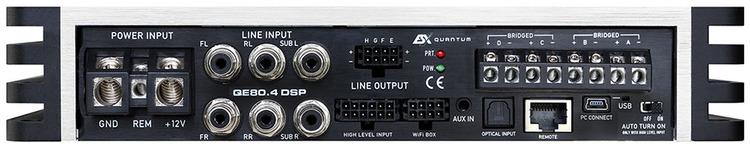ESX Quantum QE80.4 DSP