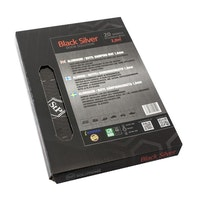 StP Black Silver Door Pack