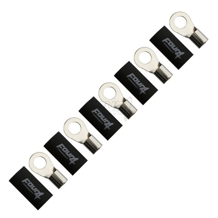 4 Connect M12 Ringkabelsko (5-pack)