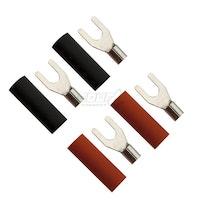 4 Connect M4 gaffelkabelsko, 4-pack