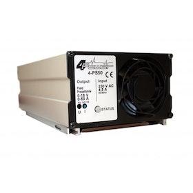 4 Power 50A batteriladdare