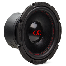 DD Audio Redline 108