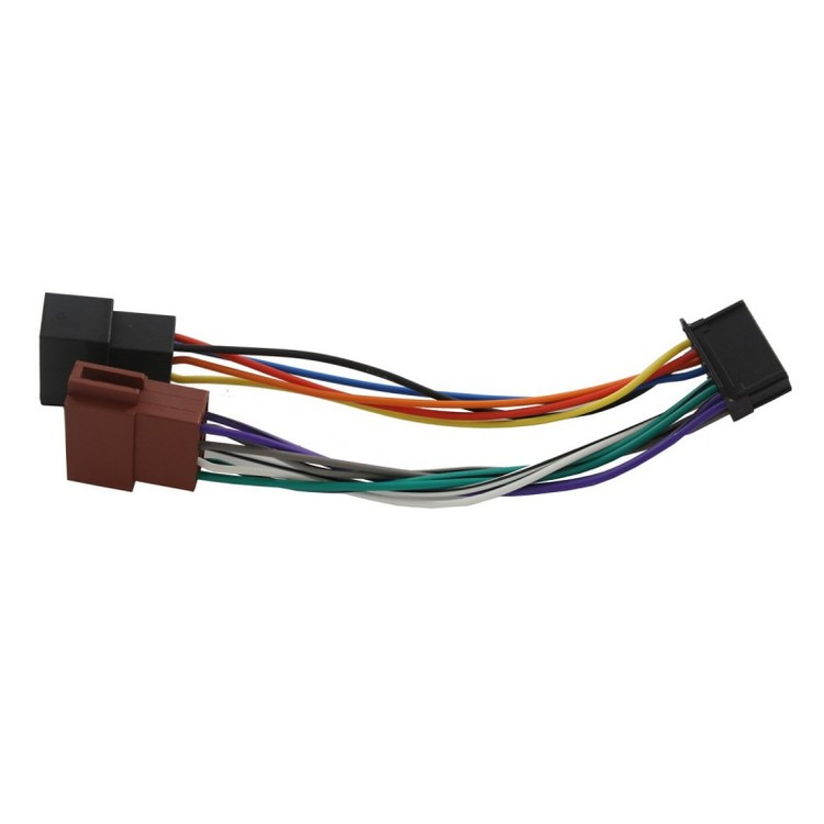 4 Connect ISO-kablage Pioneer 16P 2003-2010
