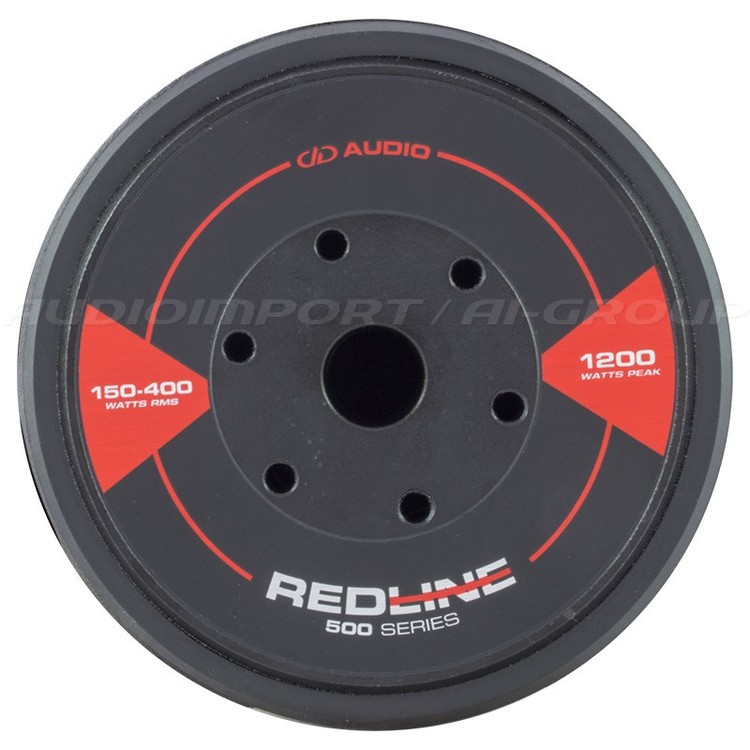 DD Audio Redline 510d 2x2 Ohm