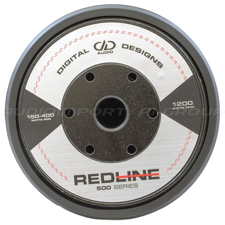 DD Audio Redline 512d 2x2 Ohm