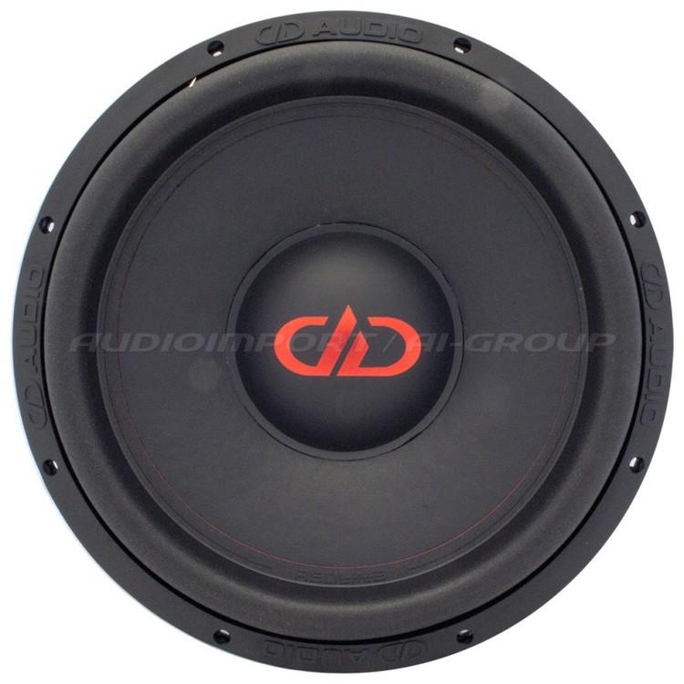 DD Audio Redline 615d 2x4 Ohm