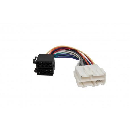 GM ISO-kablage