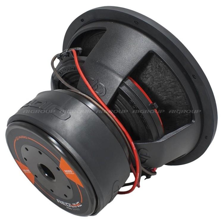 DD Audio Redline 815d 2x1 Ohm