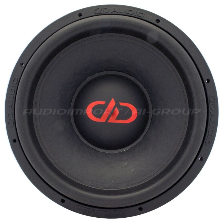 DD Audio Redline 715d 2x4 Ohm