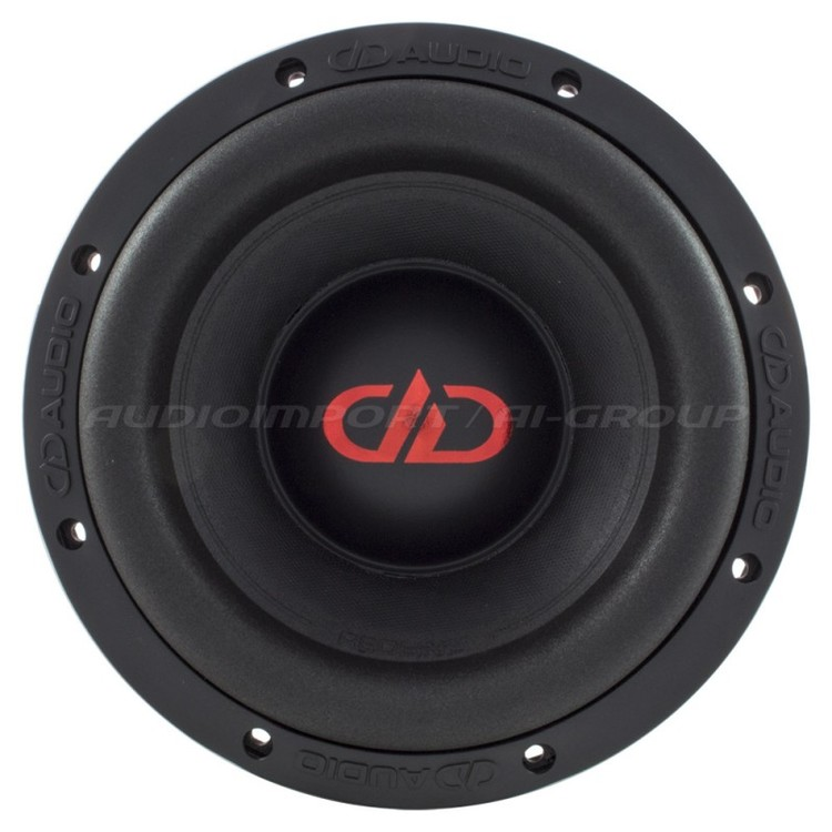 DD Audio Redline 608d 2x4 Ohm
