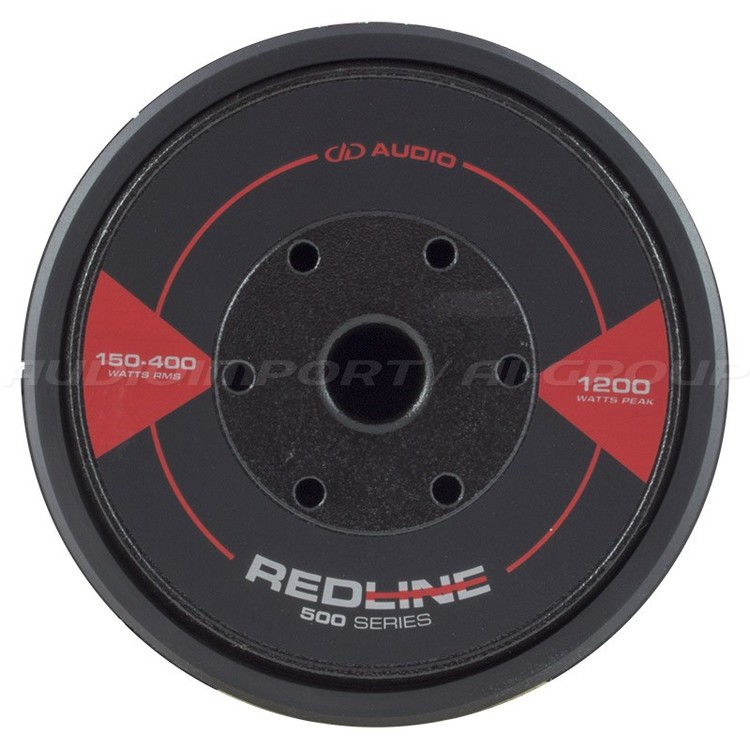 DD Audio Redline 508d 2x2 Ohm