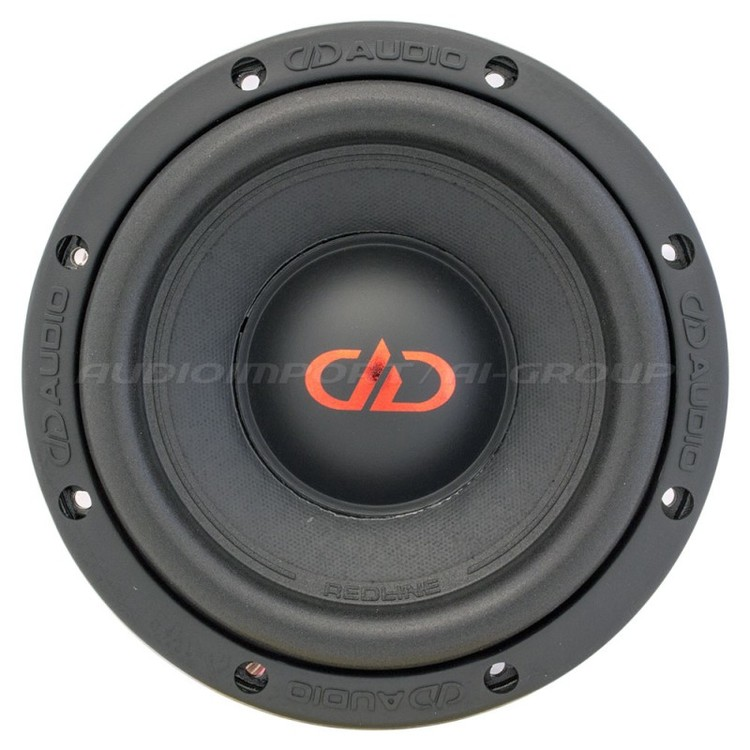 DD Audio Redline 506d 2x2 Ohm
