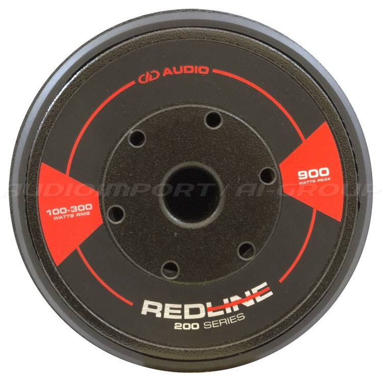 DD Audio Redline 212d 2x4 Ohm