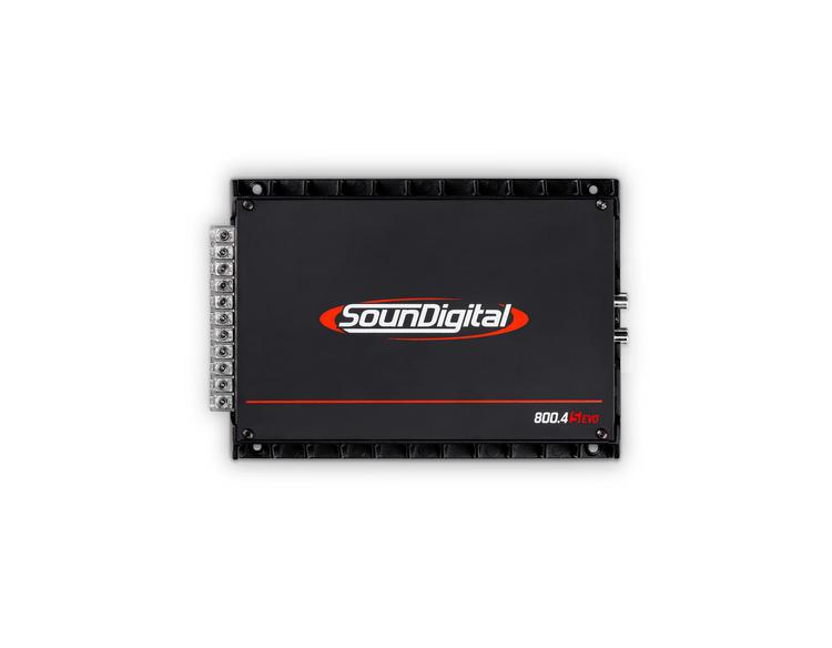 Soundigital SD800.4S EVO - 2 Ohm