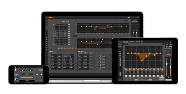JL Audio VX800/8i