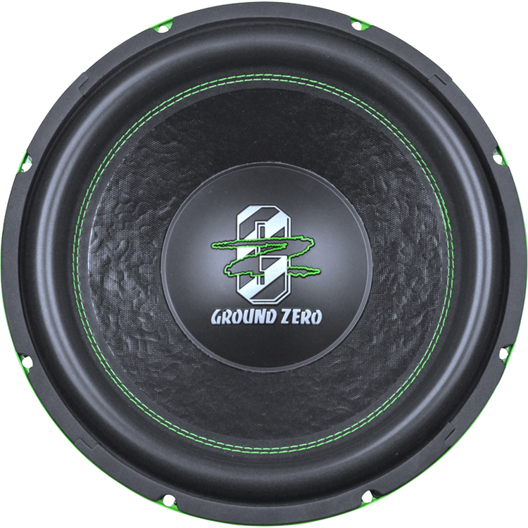 Ground Zero GZIW 12SPL Green Edition