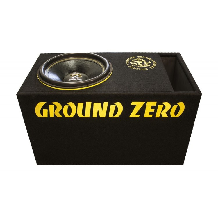 Ground Zero GZIB 3800SPL
