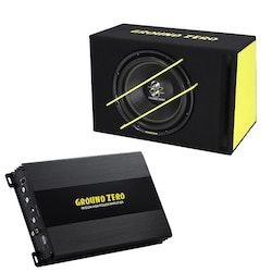 Ground Zero 400 SPL Bass Kit