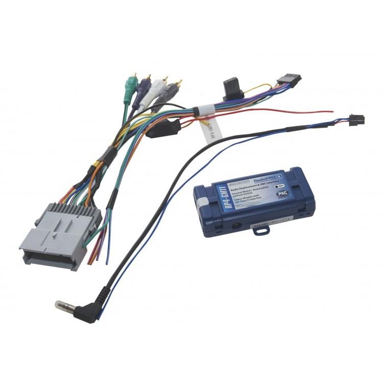 GM aktivt ISO-kablage
