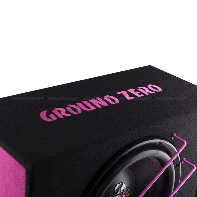 Ground Zero GZIB 3000XSPL Pink Edition