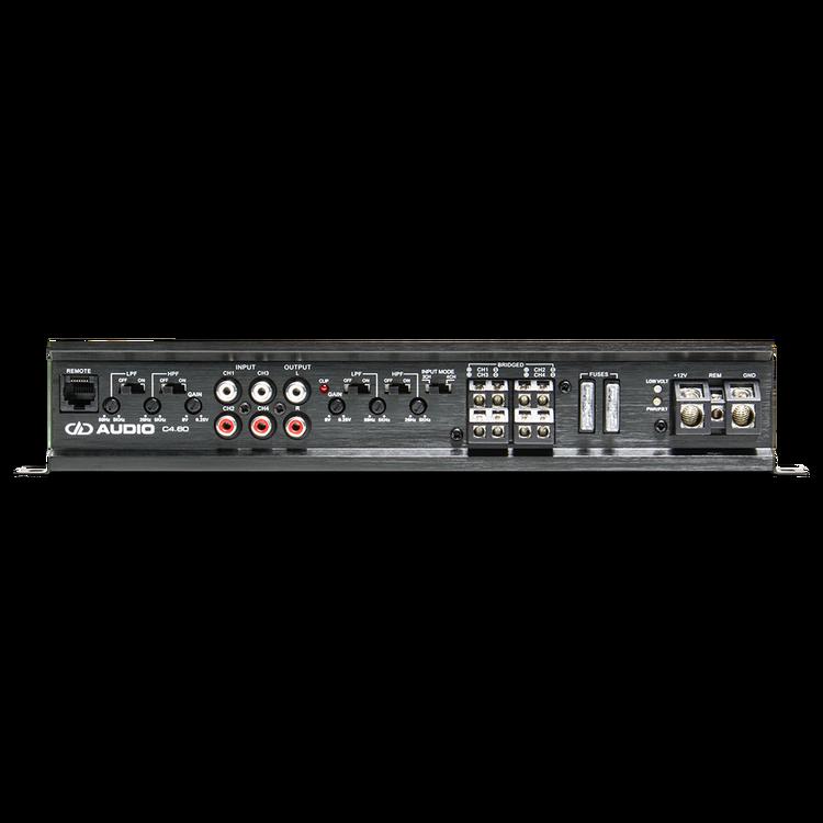 DD Audio C4.60