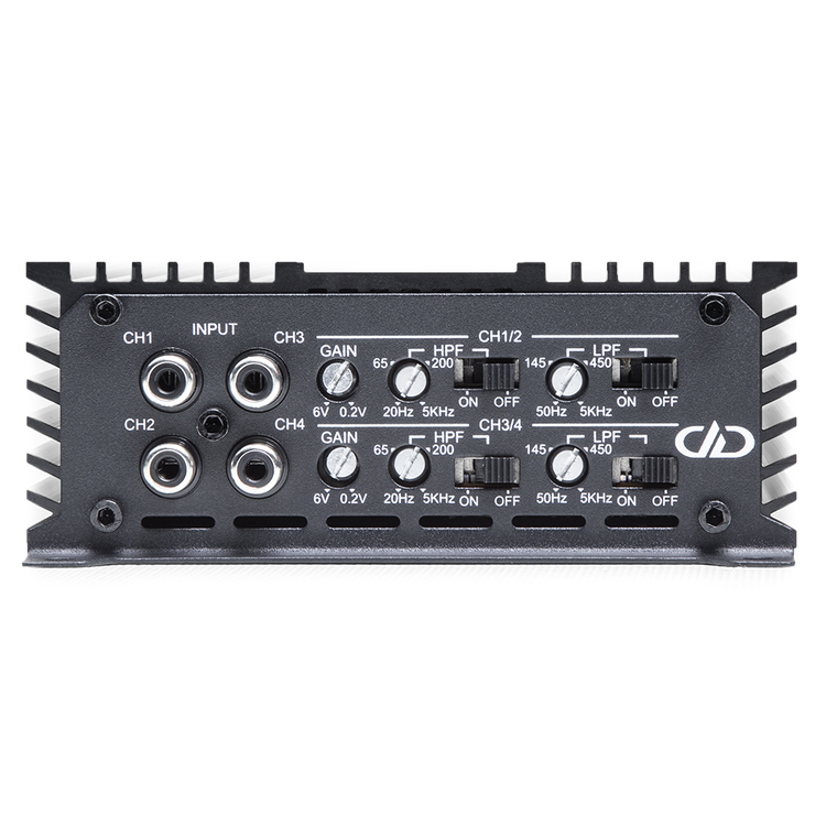 DD Audio D4.100