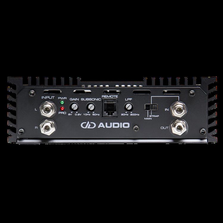 DD Audio M1d