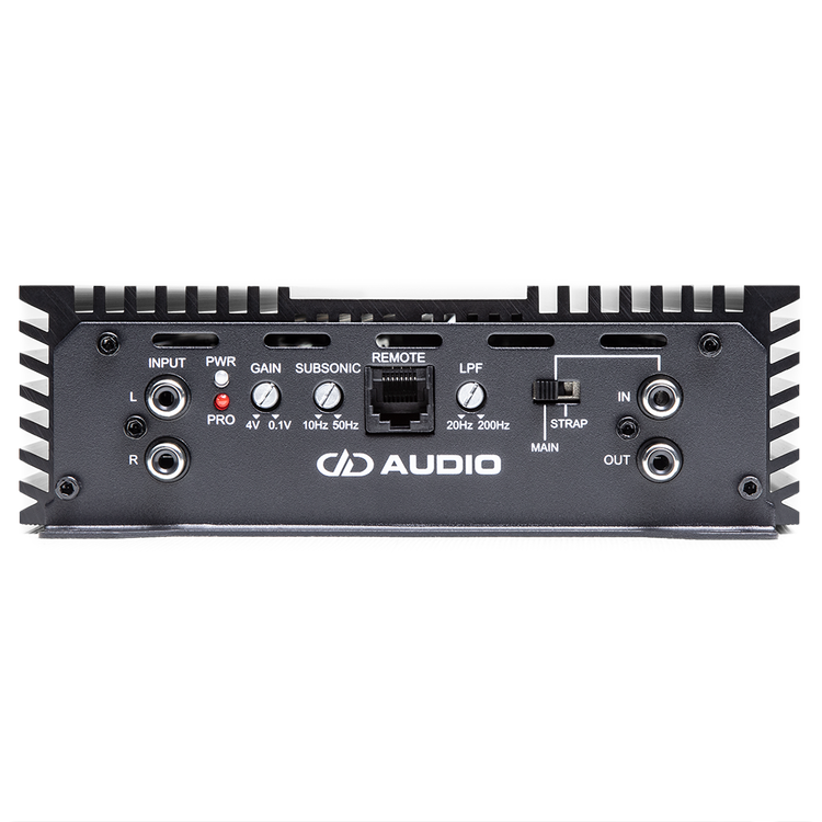DD Audio DM2500a