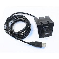 4 Connect USB förlängningskabel 2m