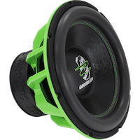Ground Zero GZHW 38SPL Green