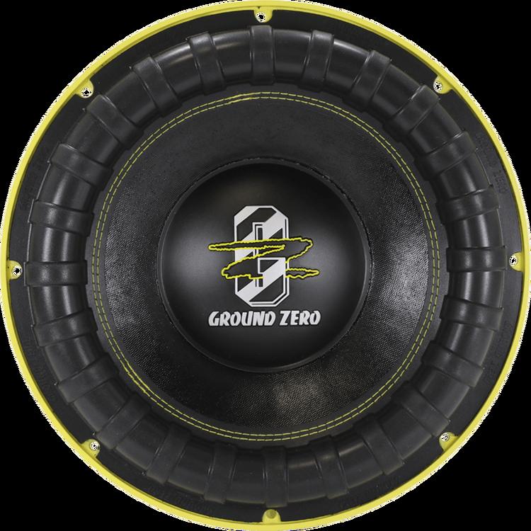 Ground Zero GZNW 12SPL-Xflex
