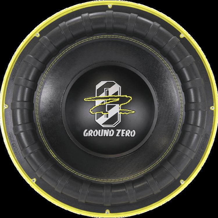Ground Zero GZNW 15SPL-Xflex