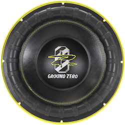 Ground Zero GZNW 15SPL-Xflex