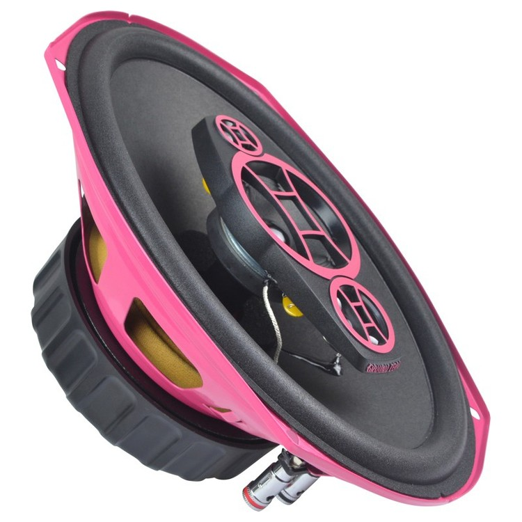 Ground Zero GZCF 7104XSPL Pink