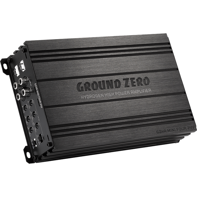 Ground Zero GZHA Mini Four 24V
