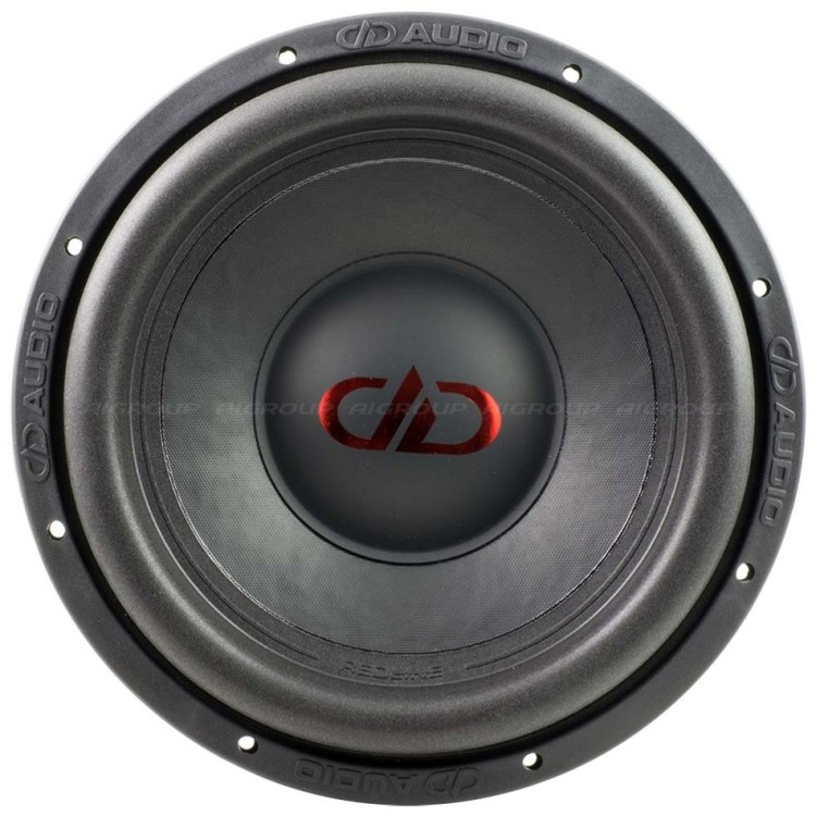 DD Audio Redline 612e 2x2 Ohm