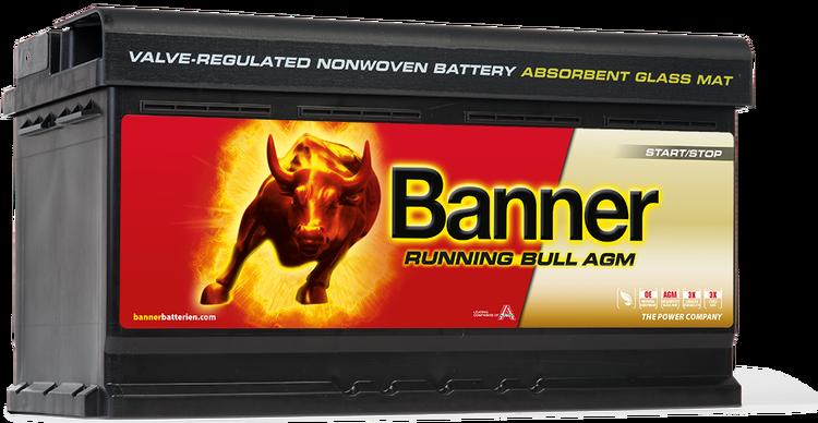 Banner Running Bull AGM 92 Ah