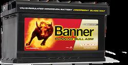 Banner Running Bull AGM 80 Ah