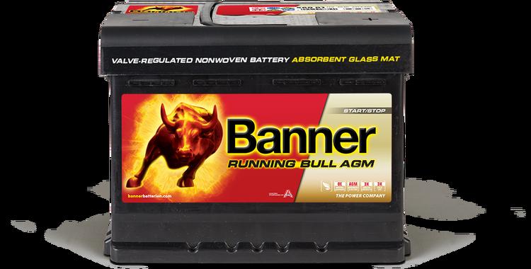 Banner Running Bull AGM 60 Ah