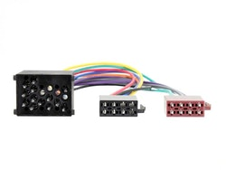 BMW 17 pin ISO kabel (runda stift)