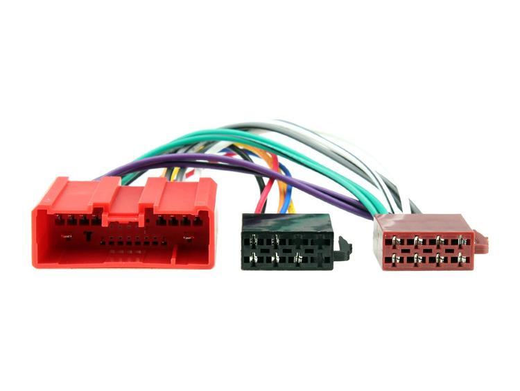 Mazda/Ford ISO-kabel