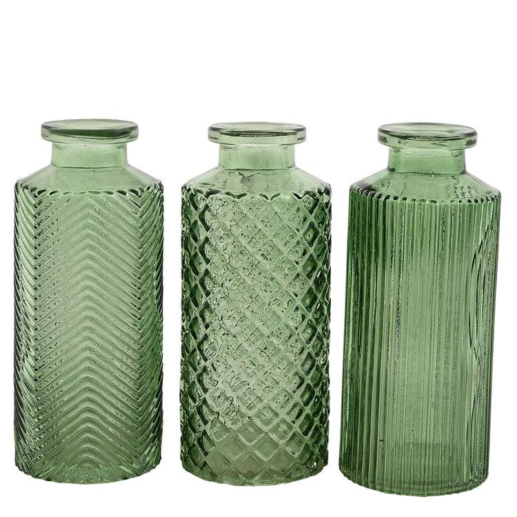 Vas grön 3/s