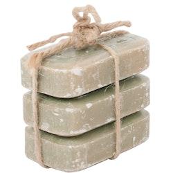 Kopia Tvål 3-pack Oliv