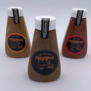 Moppesenap - 3 pack